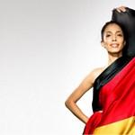 Fotó: Afgán menekült modell lett Németország új arca