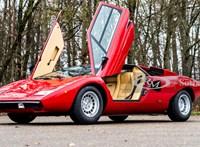 Méregdrágán kelt el Rod Stewart egykori periszkópos Lamborghinije