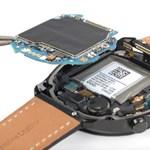 Naná, hogy szétszedték a legújabb Samsung Galaxy okosórát is