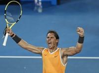 Nadal simán elintézte a Federert legyőző Cicipaszt