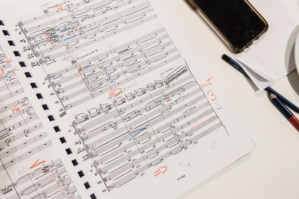 map.19.03.26.  Budapesti Fesztiválzenekar, BFZ, hamburgi Elbphilharmonie (Elbai Filharmónia), zenekri próba