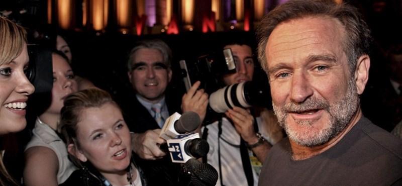 Az iraki lázadók is imádták Robin Williams filmjeit
