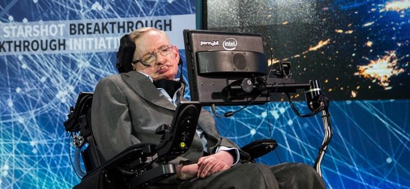 Különleges helyre temetik el Stephen Hawkingot