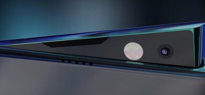 Itt az Oppo különös kamerás csúcsmobilja, ami a Huawei P30 Próval versenyez