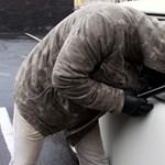 5 tipp a rendőrségtől, hogy ne törjék fel a kocsinkat