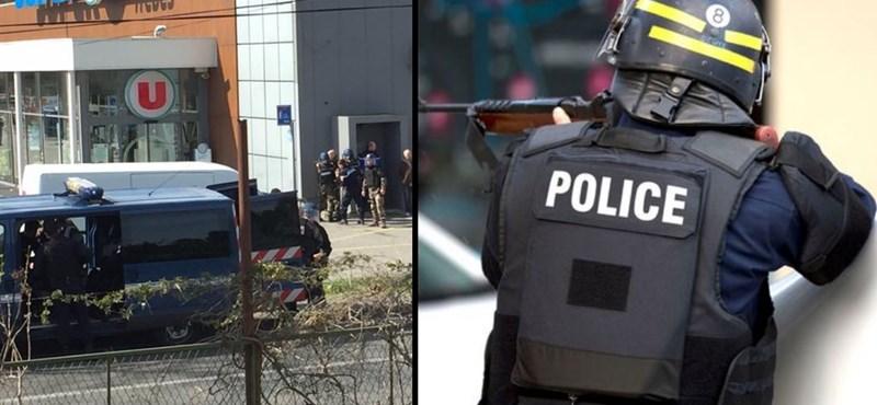 Lelőtték a túszejtőt a francia szupermarketben
