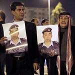 Jordánia folyamatosan bombázza az Iszlám Államot