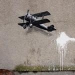 Nulla darab Banksy kép lesz a Banksy kiállításon a Műcsarnokban