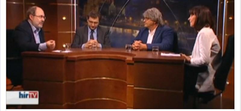 Csintalan Sándor kér bocsánatot a Saul fiával foglalkozó hírTV-s műsor miatt