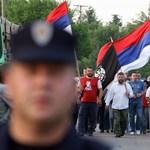Volt katonák tüntettek Mladics mellett Boszniában