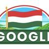Az államalapítás ünnepe: magyar zászló lobog ma a Google kereső főoldalán