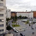 Kiürítették a Móricz Zsigmond körtér egy részét egy bőrönd miatt