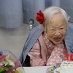 Fotó: ő a világ legidősebb asszonya