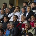 És igen, Orbán és Csányi együtt nézi a válogatott meccset – fotó