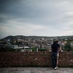 Intim magány a budapesti zöldben - Nagyítás-fotógaléria
