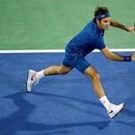 Megvan a száz: Federer újabb történelmi győzelme