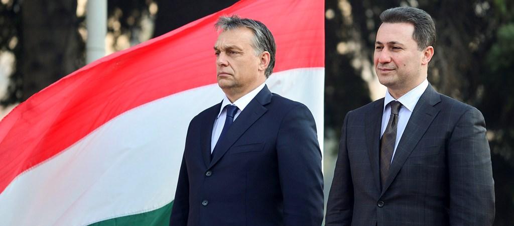Végigvesszük, miért éri meg Orbánnak és Putyinnak Gruevszki befogadása
