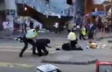 Az összeomlás szélére került a hongkongi jogállam