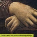 Kétperces, zseniális teszt: felismeritek a világ leghíresebb festményeit?