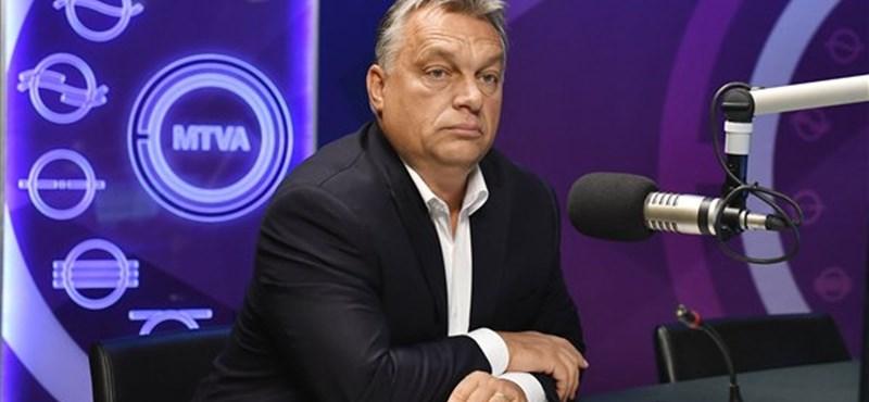 Orbán: Jövő hét elejétől megkezdődik a regisztráció alapú oltás