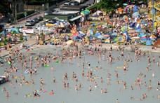 600 forinttal emelték a jegyárat a csopaki strandon