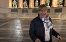 """""""Nézd az élet jó oldalát!"""" - Soltész Rezső énekli a Monty Python-slágert"""