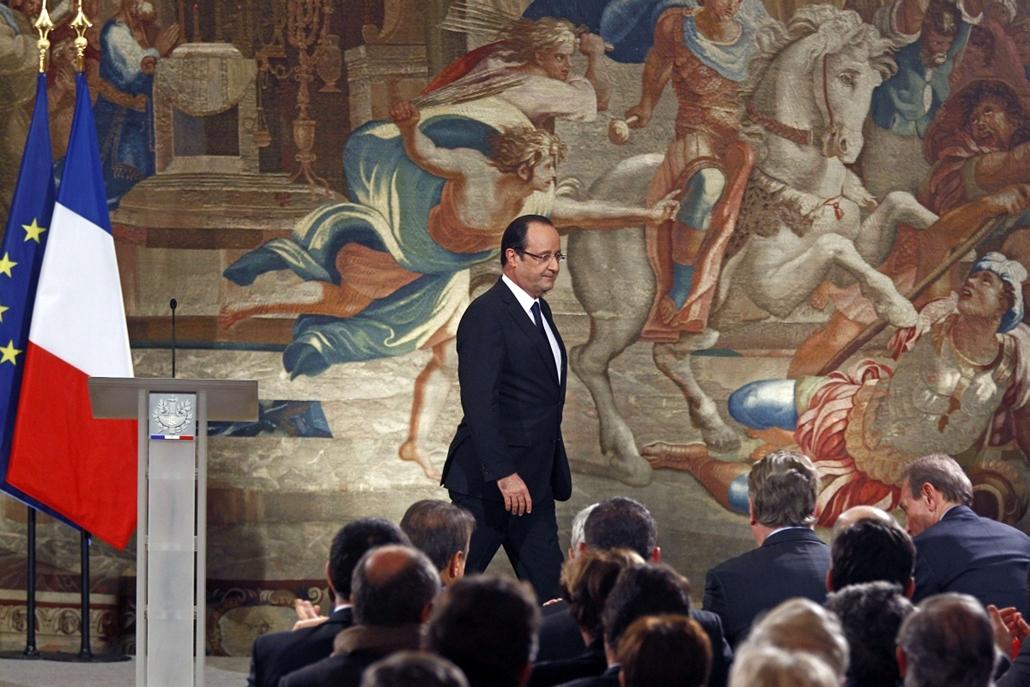 Malinagyítás afp, Mali, algéria, francia beavatkozás - Francois Hollande, Franciaország, Párizs