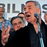 Bezártak a szavazóhelyiségek Montenegróban, magas volt a részvétel