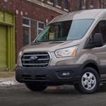 Használt sütőolaj alapú üzemanyag is tankolható ebbe az új dízel Fordba