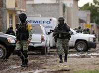Lemészároltak 24 embert egy mexikói drogrehabilitációs központban