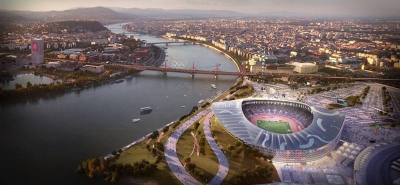 Módosították a Duna-partok építési szabályzatát az új atlétikai stadion kedvéért