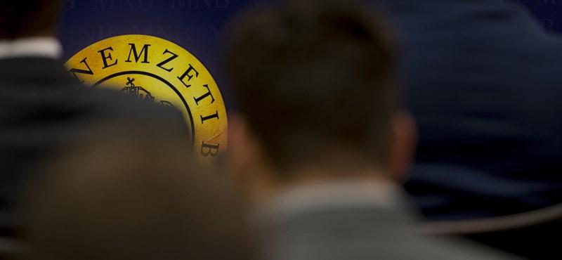 Az MNB megháromszorozta a magyar aranytartalékot