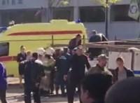 Pokolgép ölhetett meg tíz embert egy krími iskolában