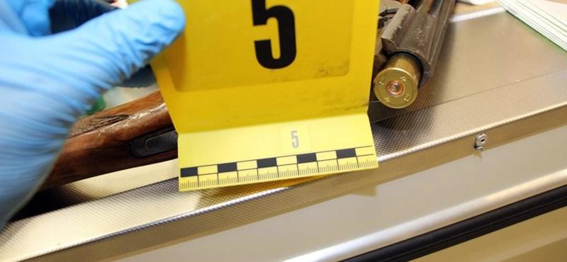 Őrizetbe vették a vadászpuskás kecskeméti lövöldözőt