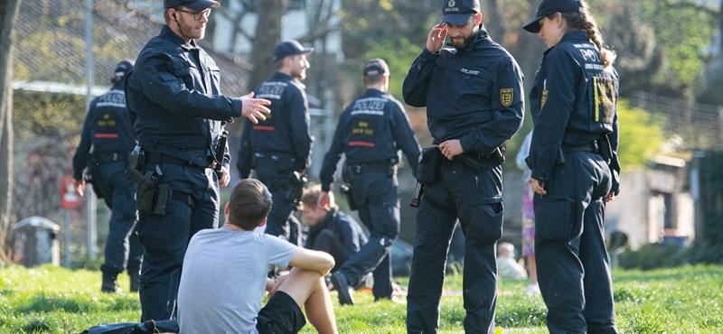 Kijárási tilalom fenyeget több német tartományban