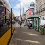 Mától felborul a nagykörúti villamosok közlekedése