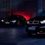 Vészjóslóan sötét új i3-as és i8-as BMW-k érkeztek