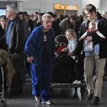Ferihegyi sztrájk - megnyílt a 2A terminál