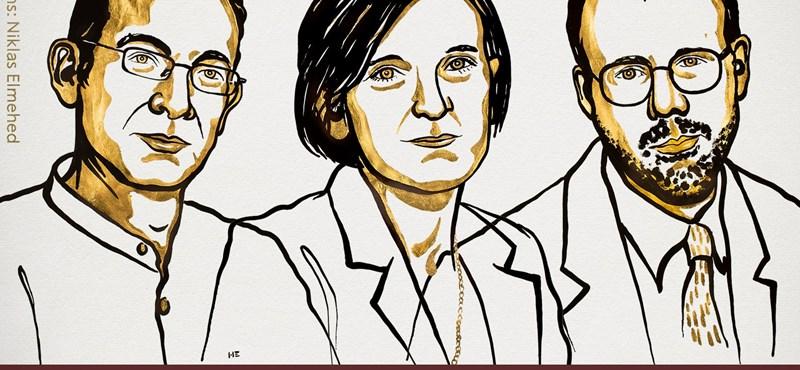 A szegénységgel foglalkozó közgazdászok kapták az idei Nobel-díjat