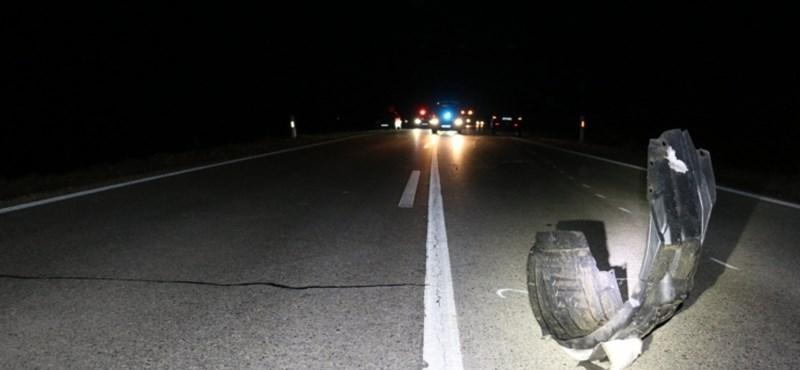 Halálos baleset történt Salgótarjánnál és Lulla közelében is