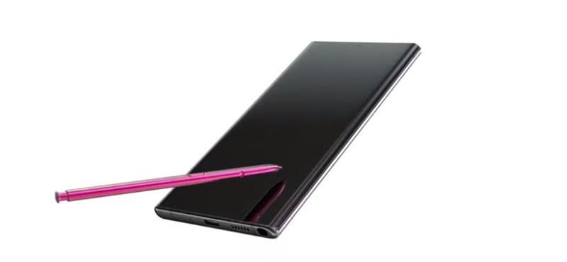 Mit szólna, ha ilyen lenne a Samsung Galaxy Note20?