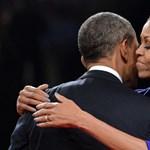 Michelle Obamának is olyan félelmei vannak, mint nekünk