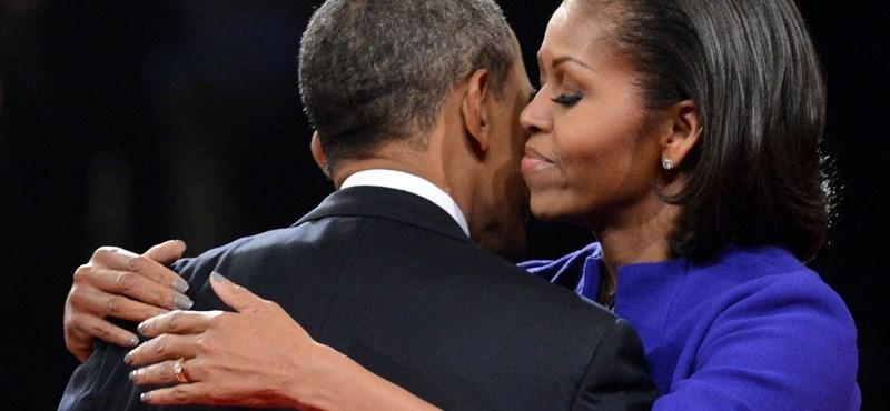 Itt az új névsor: az Obama-házaspárt csodálják idén az amerikaiak