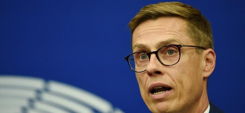 Ultimátumot adott a Fidesznek az Európai Néppárt listavezetői helyére pályázó Alexander Stubb