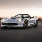 65 éves a Corvette - látványosan ünnepel a Chevrolet