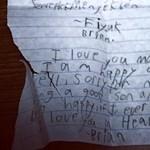 Kamu lehet az iskolai mészárlásban megölt kisfiú magyarul írt búcsúlevele