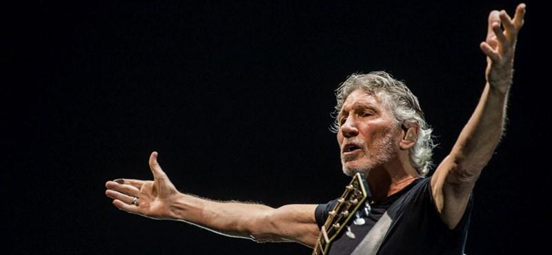 Orbán a világ második neofasisztája Roger Waters oroszországi koncertjén