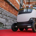 Ez a jövő házhozszállítása? 4 városban hamarosan önvezető robot viszi az ebédet
