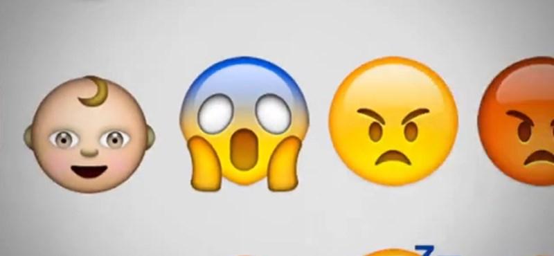 Így lesznek hangok az emotikonokból