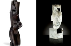 A művész halála után készült szobrot árulnak
